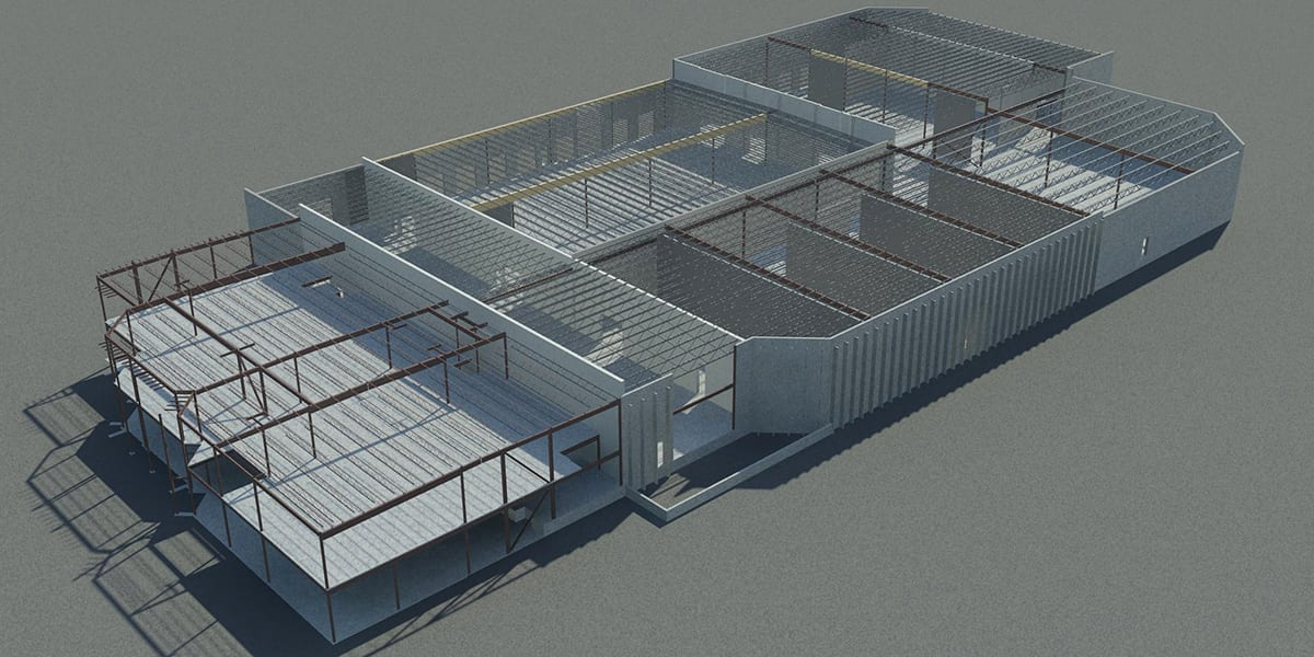c-stein-distribution-center-bim